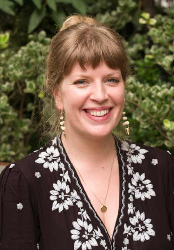Sarah Perry … The Essex Serpent won last year's award.