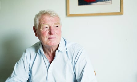 Paddy Ashdown: 'I think history will judge the coalition as one of the best periods of government we've had in my lifetime.'