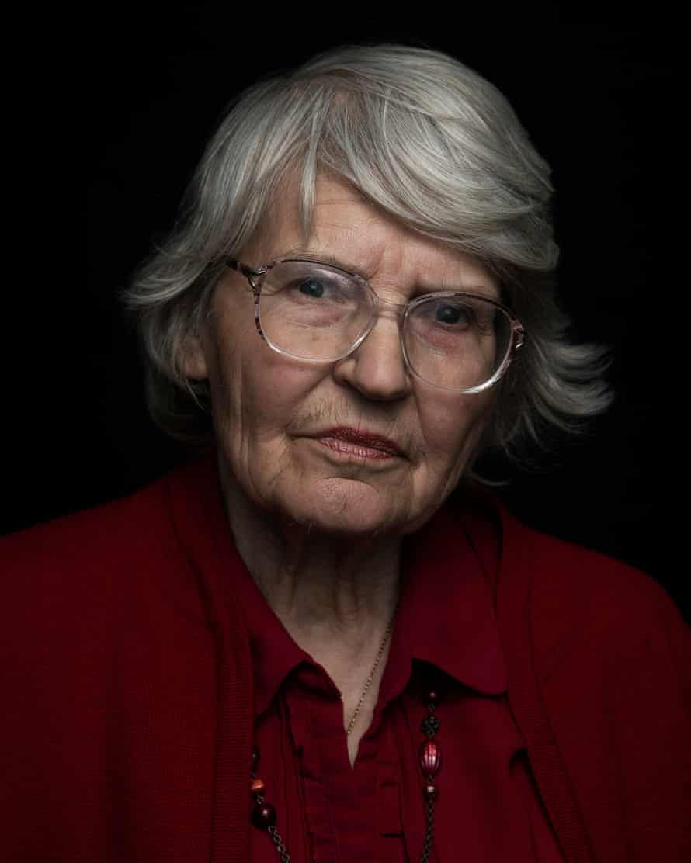 Rev Sue Parfitt, 77