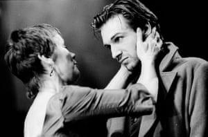 Ralph Fiennes in King Lear