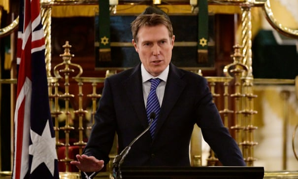 Religious discrimination bill: Coalition accused of creating a 'Trojan horse for hate'   Christian Porter   The Guardian