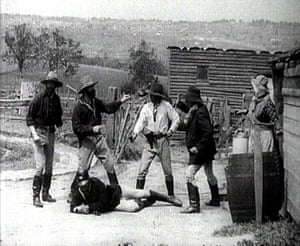 The Story of the Kelly Gang is a 1906 Australian silent film that traces the exploits of 19th-century bushranger and outlaw Ned Kelly and his gang.