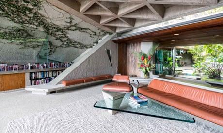Inside The Big Lebowski House A Masterpiece Donated To Lacma Art