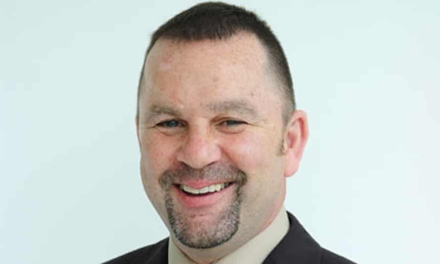 Steve Williams, the incoming chair of the Police Federation