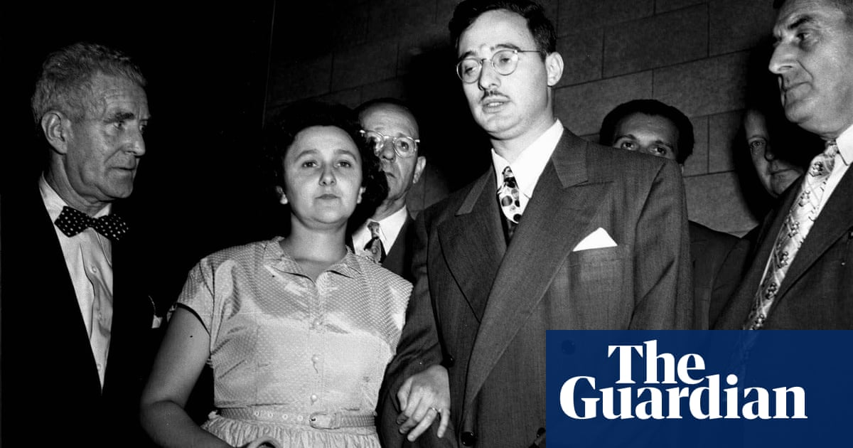 Ethel Rosenberg by Anne Sebba review – a notorious cold war tragedy