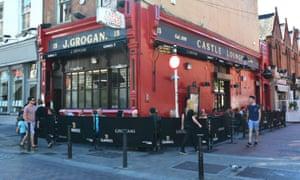 Grogans pub, Dublin