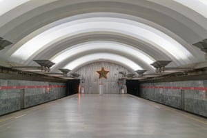 St Petersburg, Ploshchad Muzhestva,