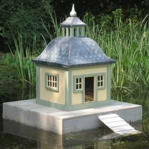 Palatial … MPs' expenses have risen by 43% since the 2009 scandal, which exposed Peter Viggers' £1,600 spend on this duck house.