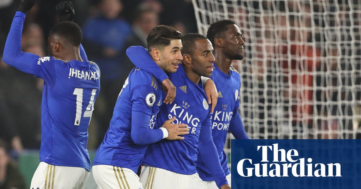 Leicester's Pérez deflates West Ham but Vardy injury a concern for Rodgers
