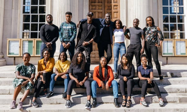 'Stormzy effect': record number of black Britons studying at Cambridge | University of Cambridge | The Guardian