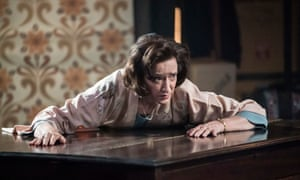 Having it all and still feeling empty... Haydn Gwynne as Hedda Tesman
