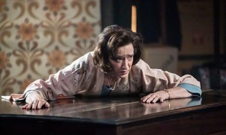 Having it all and still feeling empty... Haydn Gwynne as Hedda Tesman