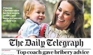 Telegraph parent company Press Acquisitions Ltd has written down the value of the newspapers by £150m.