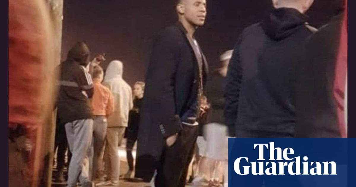 Dissidents accused of stoking Derry riot for Reggie Yates