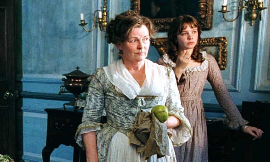 Brenda Blethyn as Mrs Bennet in the 2005 film of Pride and Prejudice.