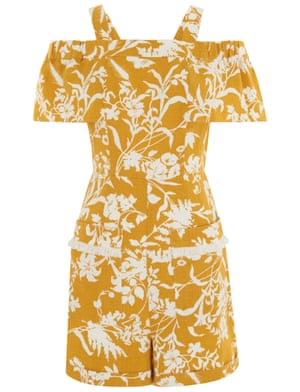 Playsuit, £139, whistles.com