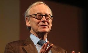 Lord Deben, formerly John Gummer, the Conservative environment secretary,