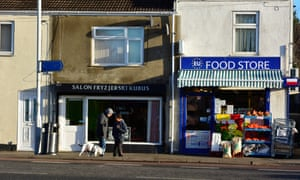 Polish shops in Peterbrough
