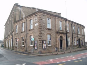 Civic Arts centre and theatre, in Oswaldtwistle, has up to 2,000 visitors a week