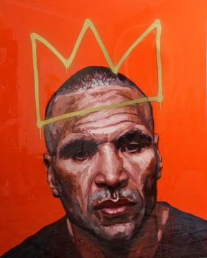 The Man, Abdul Abdullah's Archibald finalist in 2013.
