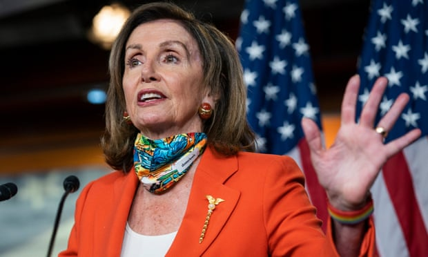 China sanctions approved by US House as Pelosi calls Hong Kong security law 'horrific'