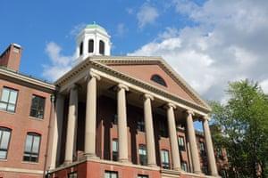 Harvard Law school race issues