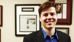 Dan Price, Young Alumnus of the Year,