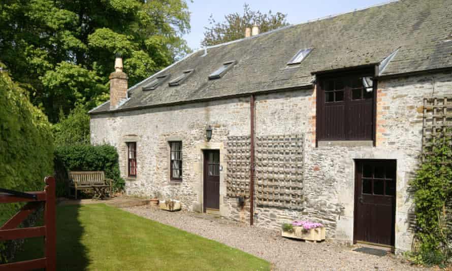 Whitmuir Steading Cottage, Scotland