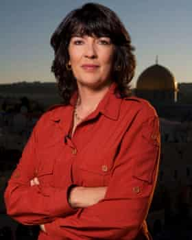 Christiane Amanpour will report for CNN.