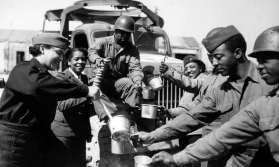 US soldiers in World War 2