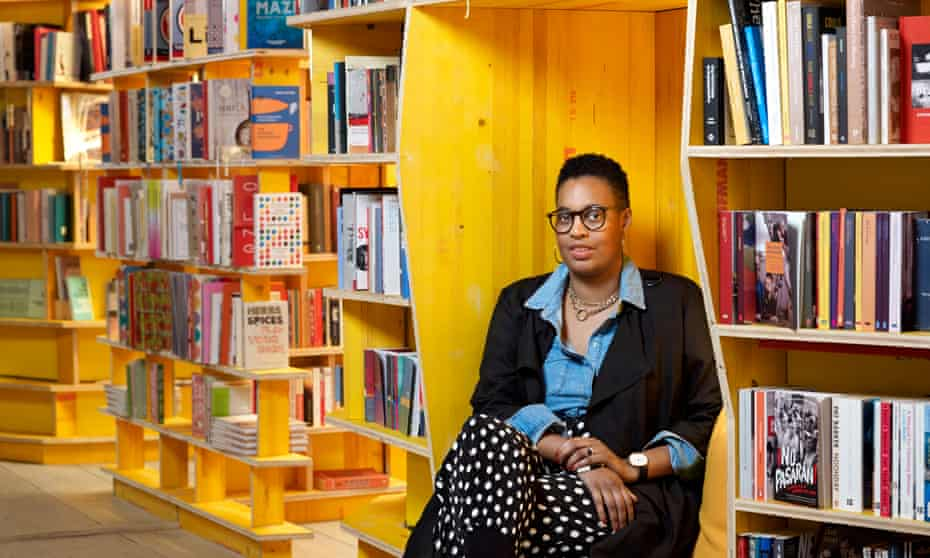 Sharmaine Lovegrove, publisher at Dialogue Books