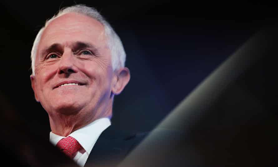 Malcolm Turnbull at the National Press Club on Wednesday