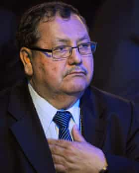 Rafael Salguero.