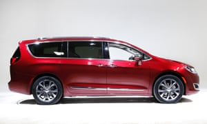 google fiat chrysler pacficia minivan self driving car