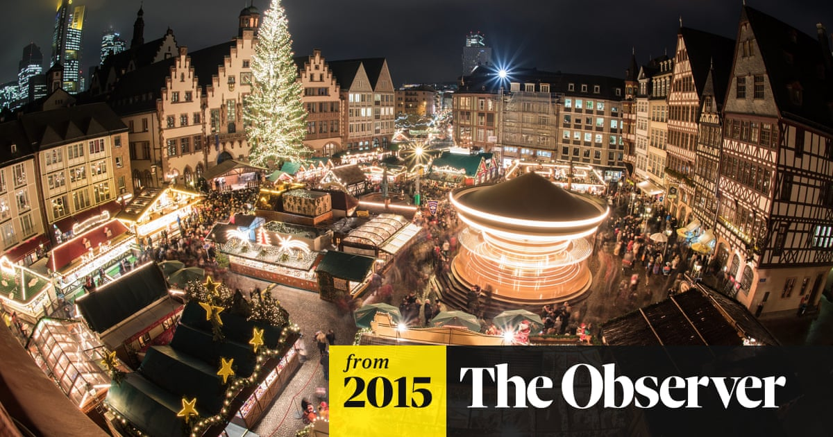 Amid Stollen And Gluhwein Terrorism Fear Haunts Germany S Christmas