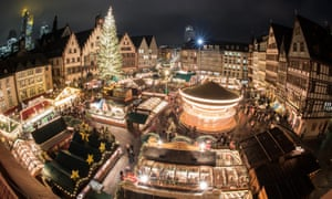 Christmas In Germany Pictures.Amid Stollen And Gluhwein Terrorism Fear Haunts Germany S