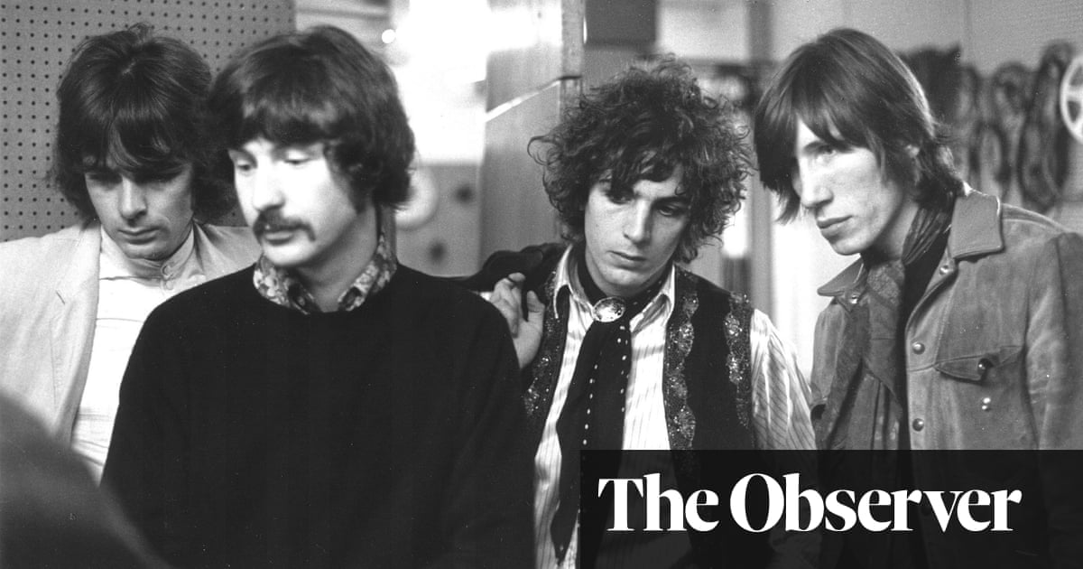 Hey teacher … how Syd Barrett's artistic genius flowered at school