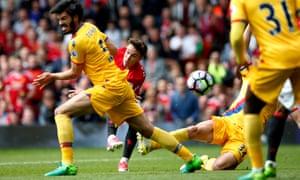 Josh Harrop Manchester United