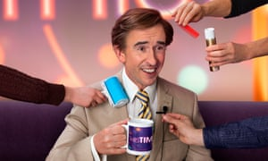 No one wants to watch Alan on the up ... This Time with Alan Partridge.