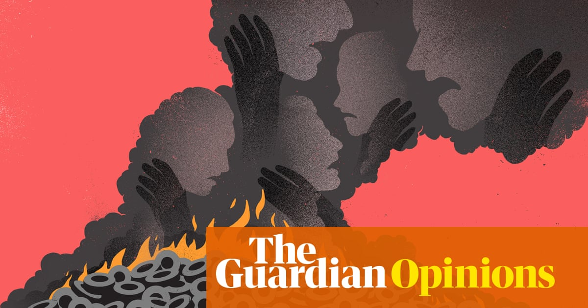 Britain's dirty secret: the burning tyres choking India | George