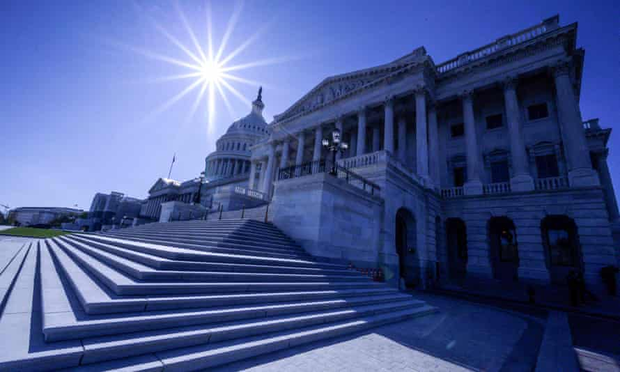 The Democratic-controlled House of Representatives passed the National Defense Authorization Act by 377-48.