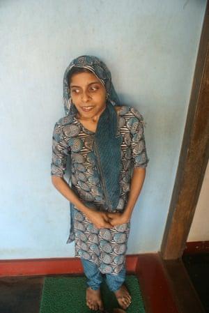 Umaira Fatima, 30, from Kerala