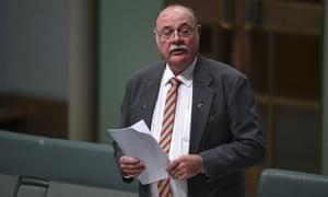 Liberal MP Warren Entsch