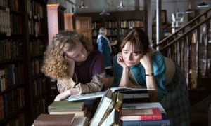 Honor Kneafsey and 'resolutely charming' Emily Mortimer in The Bookshop.