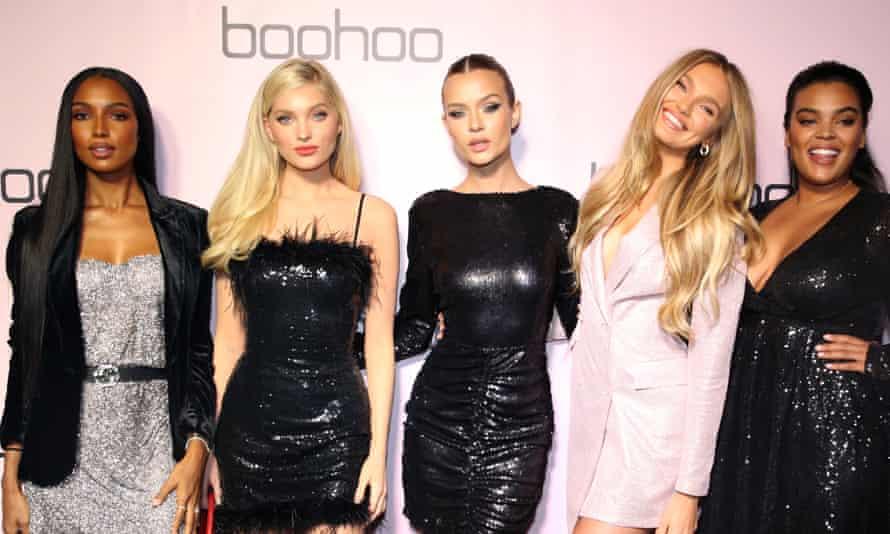 Boohoo's sales were up 45% in the quarter to the end of May.