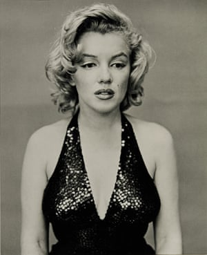 Marilyn Monroe, Actress, New York City, 1957, by Richard Avedon