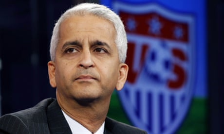 'Sunil Gulati has an agenda – to stay in power in US Soccer and that is it'