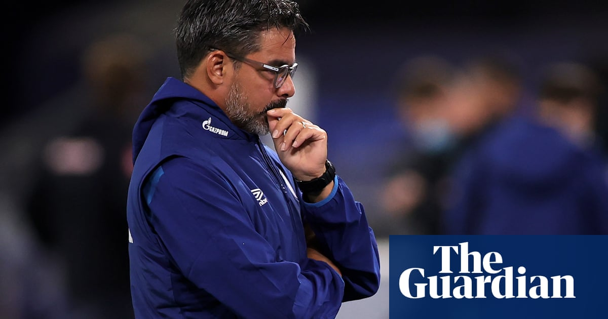 Schalke sack David Wagner after latest Bundesliga defeat