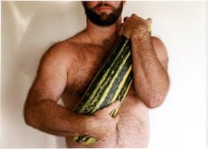 Jim Zver - Man with Zucchini