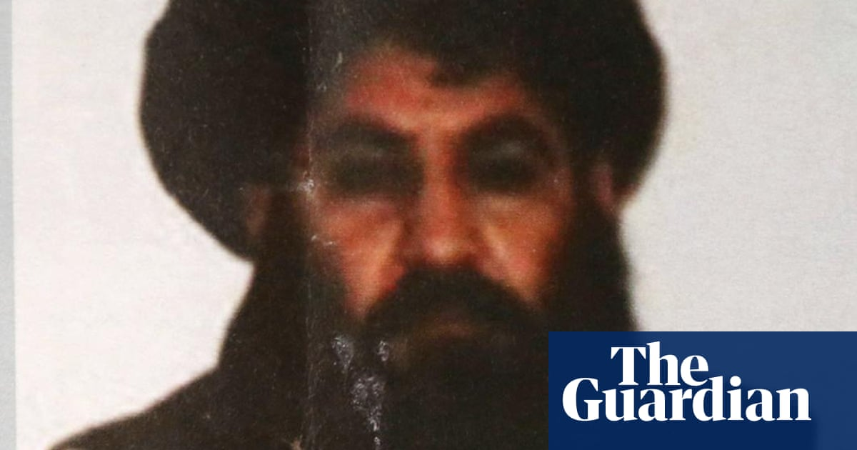 Death of Mullah Mansoor highlights Taliban's links with Iran